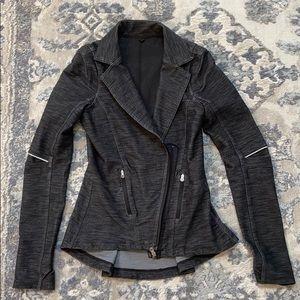 Lululemon Ride On jacket blazer size 4